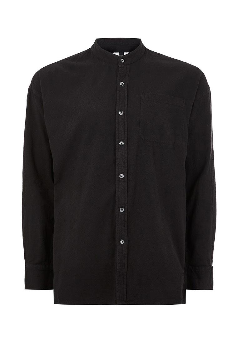 Рубашка с длинным рукавом Topman (Топмэн) 83B31NBLK