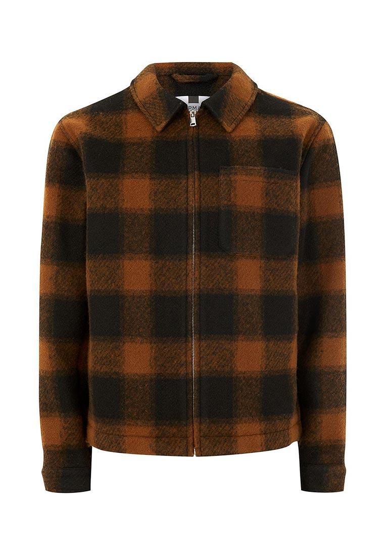 Мужские пальто Topman (Топмэн) 64D15POGE