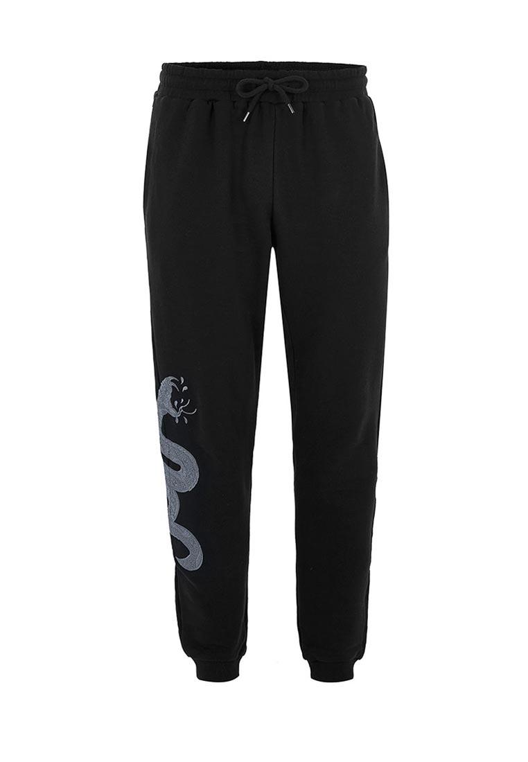 Мужские спортивные брюки Topman (Топмэн) 68J64NBLK