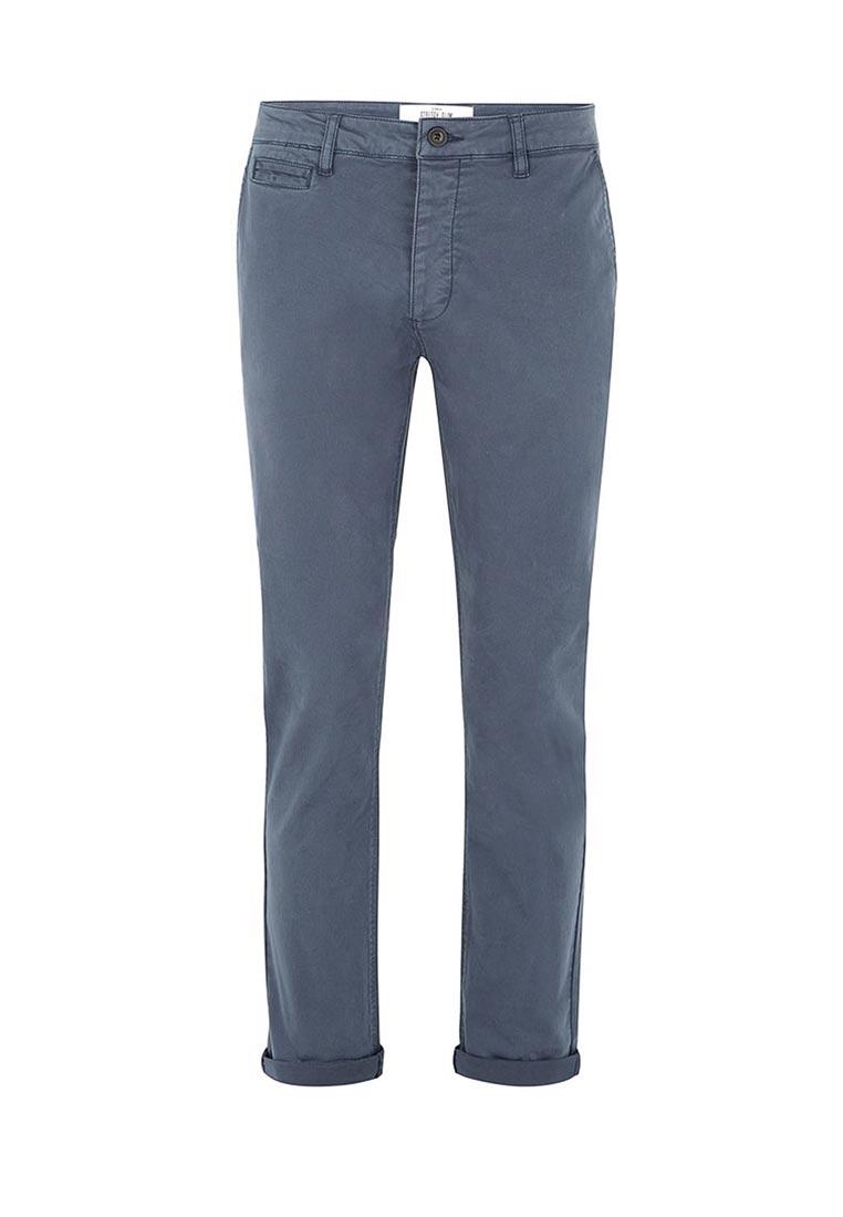 Мужские повседневные брюки Topman (Топмэн) 68L11ONAV