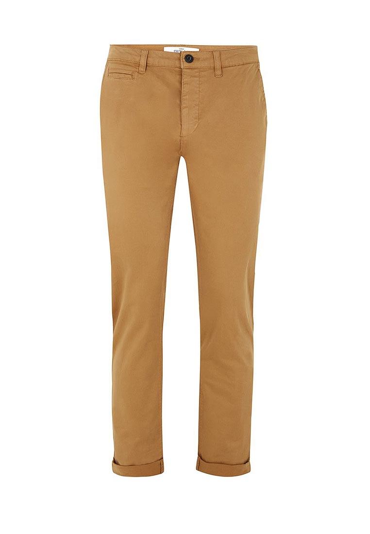 Мужские повседневные брюки Topman (Топмэн) 68L12OMUS