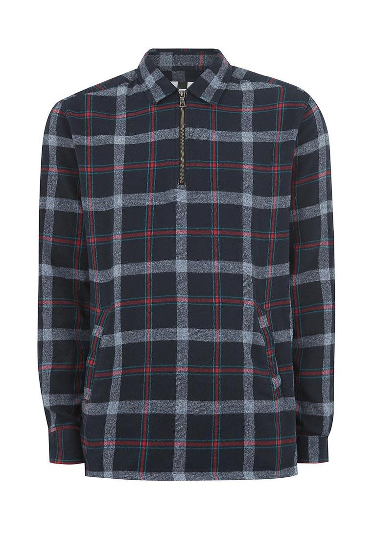 Рубашка с длинным рукавом Topman (Топмэн) 83C02NPLE