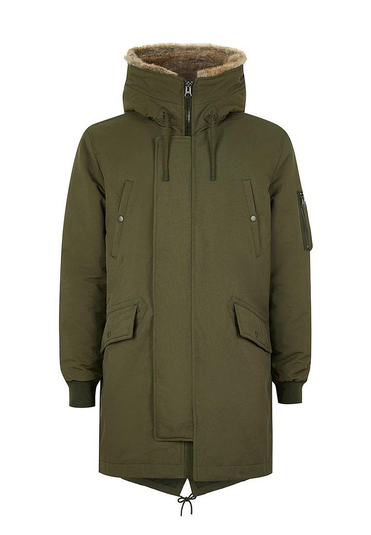 Утепленная куртка Topman (Топмэн) 64I04PKHA