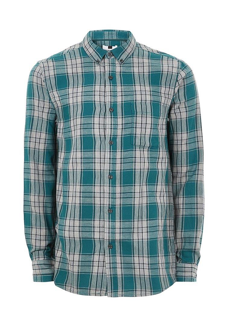 Рубашка с длинным рукавом Topman (Топмэн) 83C13OTEA