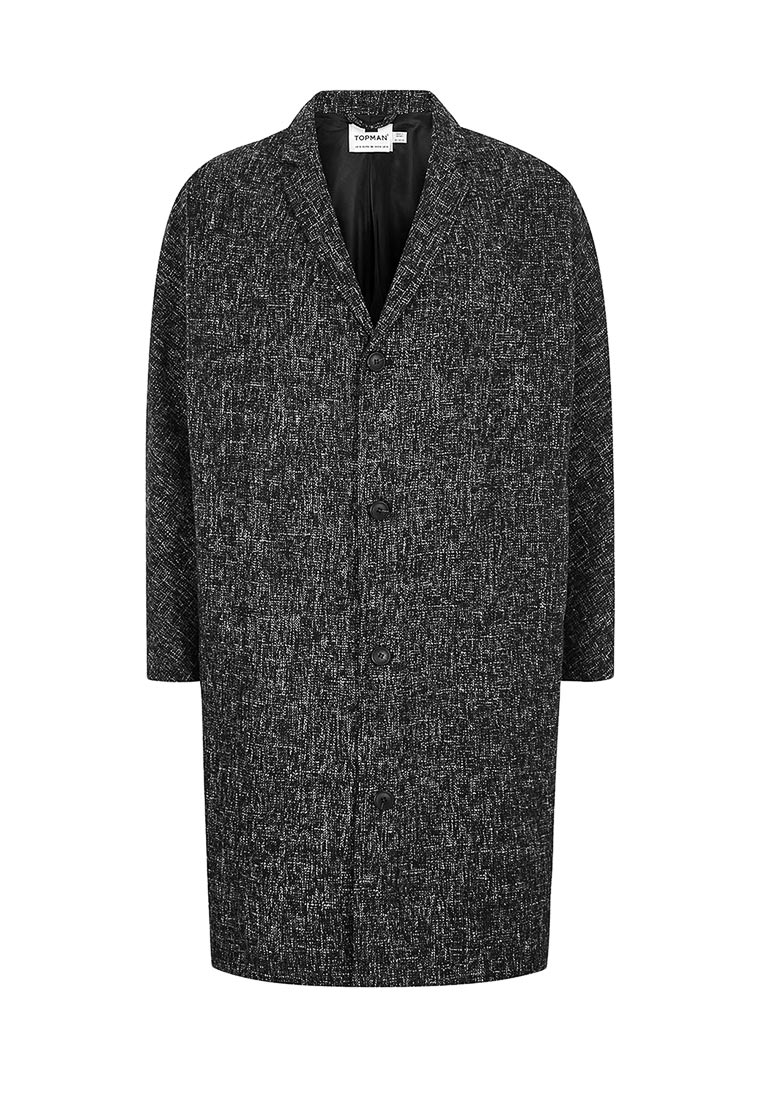 Мужские пальто Topman (Топмэн) 64D13PBLK