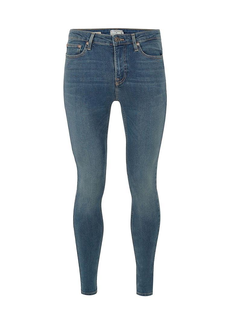 Зауженные джинсы Topman (Топмэн) 69D06PMST