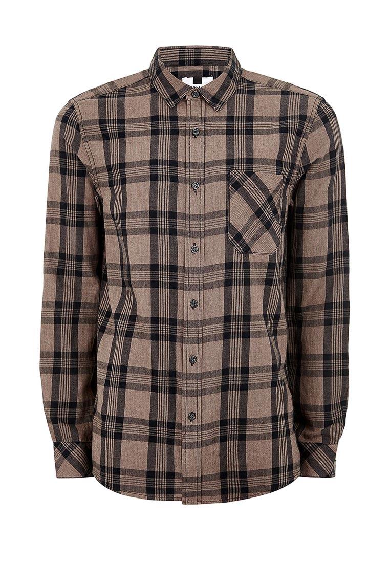Рубашка с длинным рукавом Topman (Топмэн) 83C14OSTN