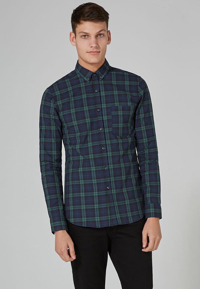 Рубашка с длинным рукавом Topman (Топмэн) 83C21OGRN