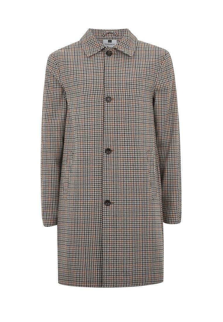 Мужские пальто Topman (Топмэн) 64D14PMUL