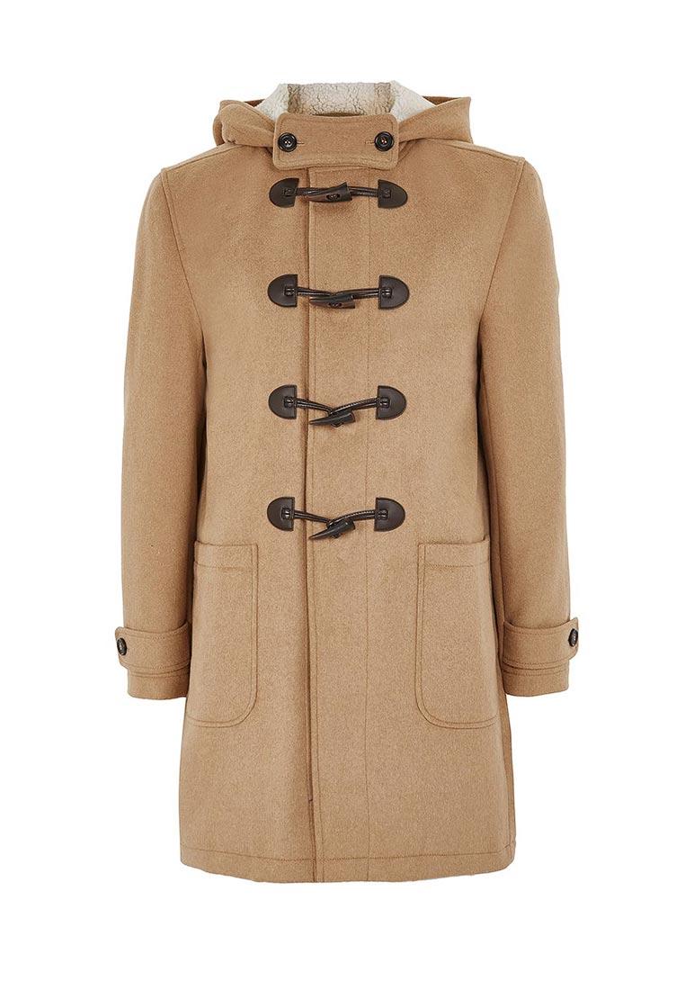 Мужские пальто Topman (Топмэн) 64D04PBRN