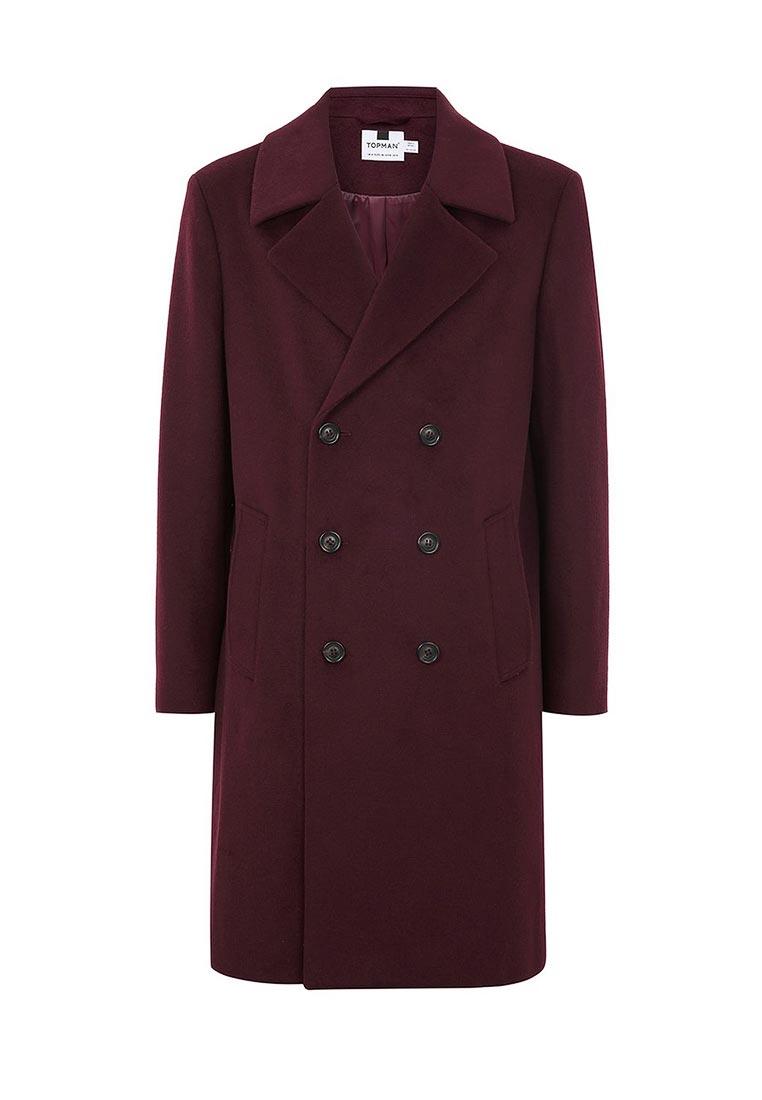 Мужские пальто Topman (Топмэн) 64P18PBRG