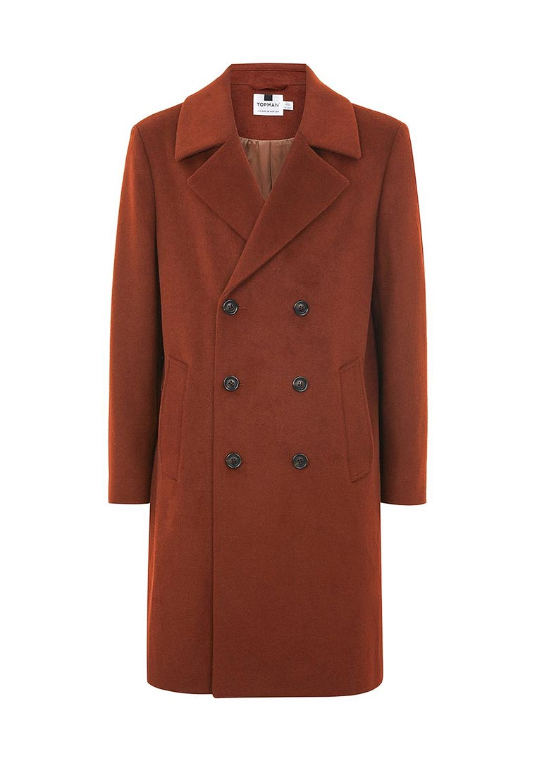 Мужские пальто Topman (Топмэн) 64P18POGE