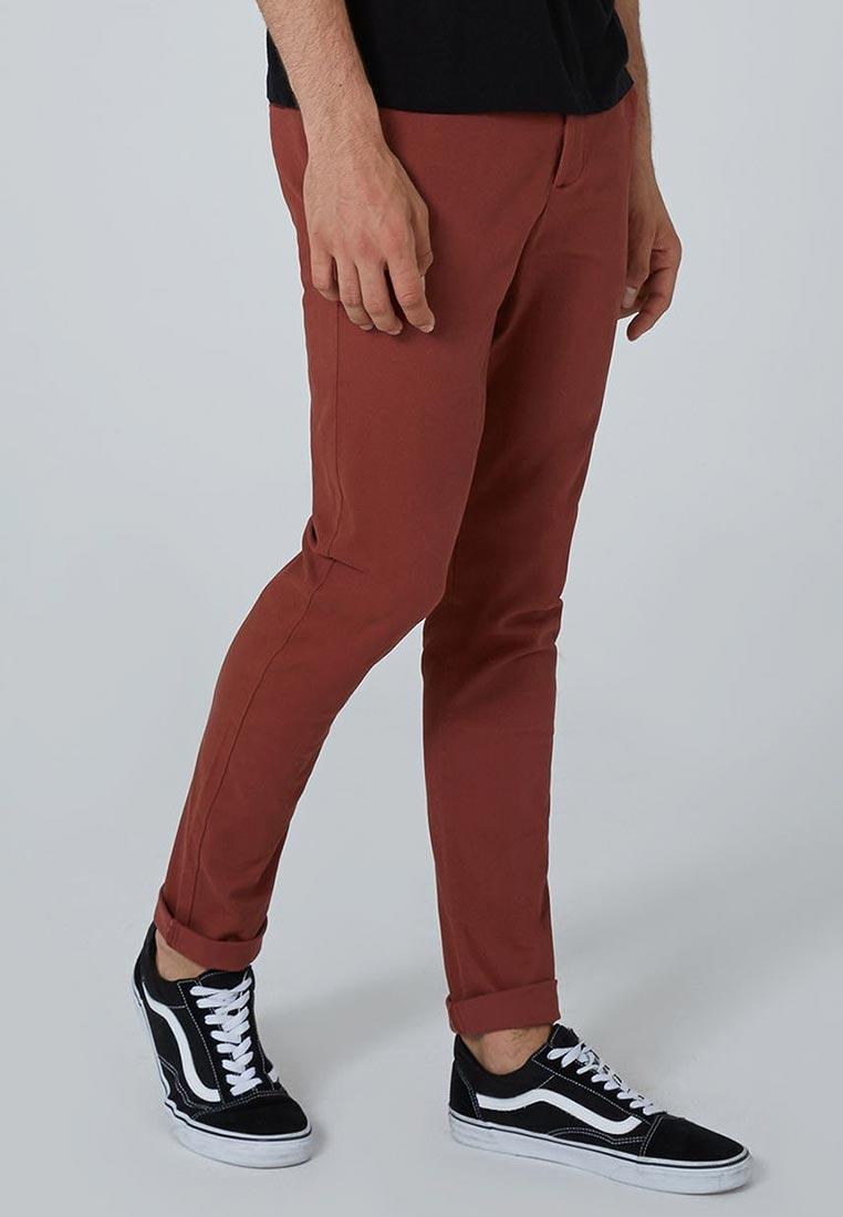 Мужские повседневные брюки Topman (Топмэн) 68D07OBRG