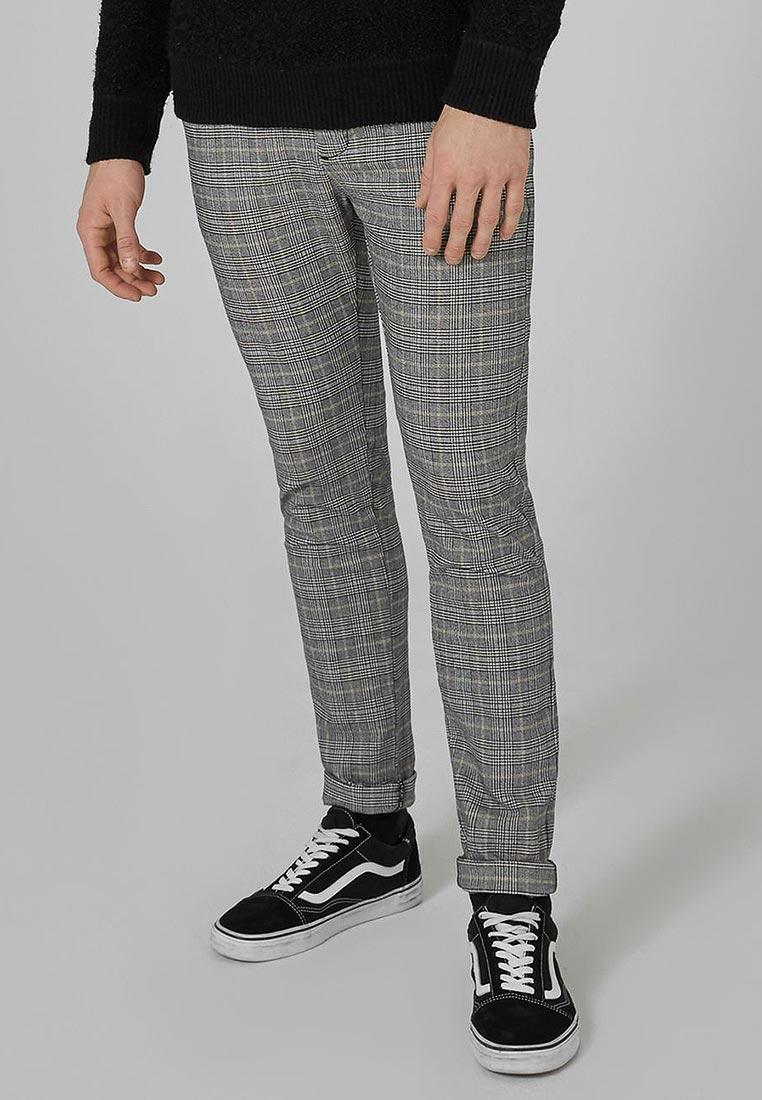 Мужские повседневные брюки Topman (Топмэн) 68F66OGRY