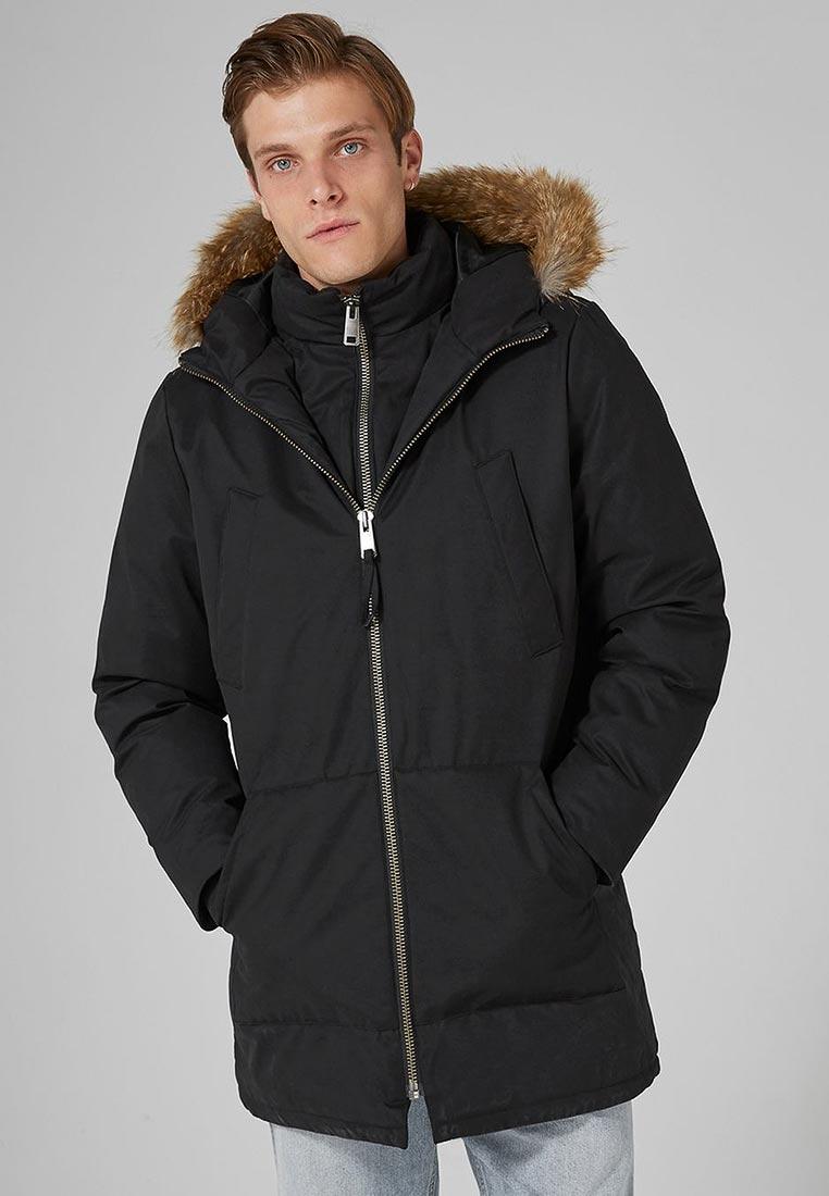Утепленная куртка Topman (Топмэн) 80J11NBLK