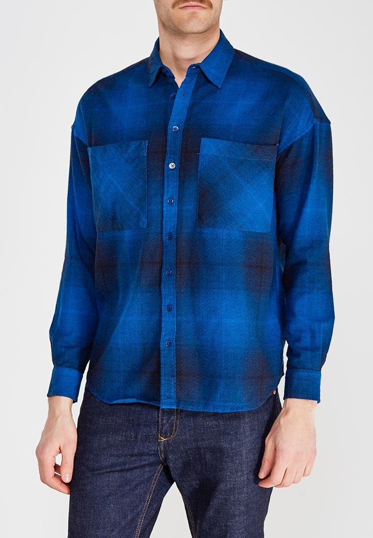 Рубашка с длинным рукавом Topman (Топмэн) 83C18NBLE