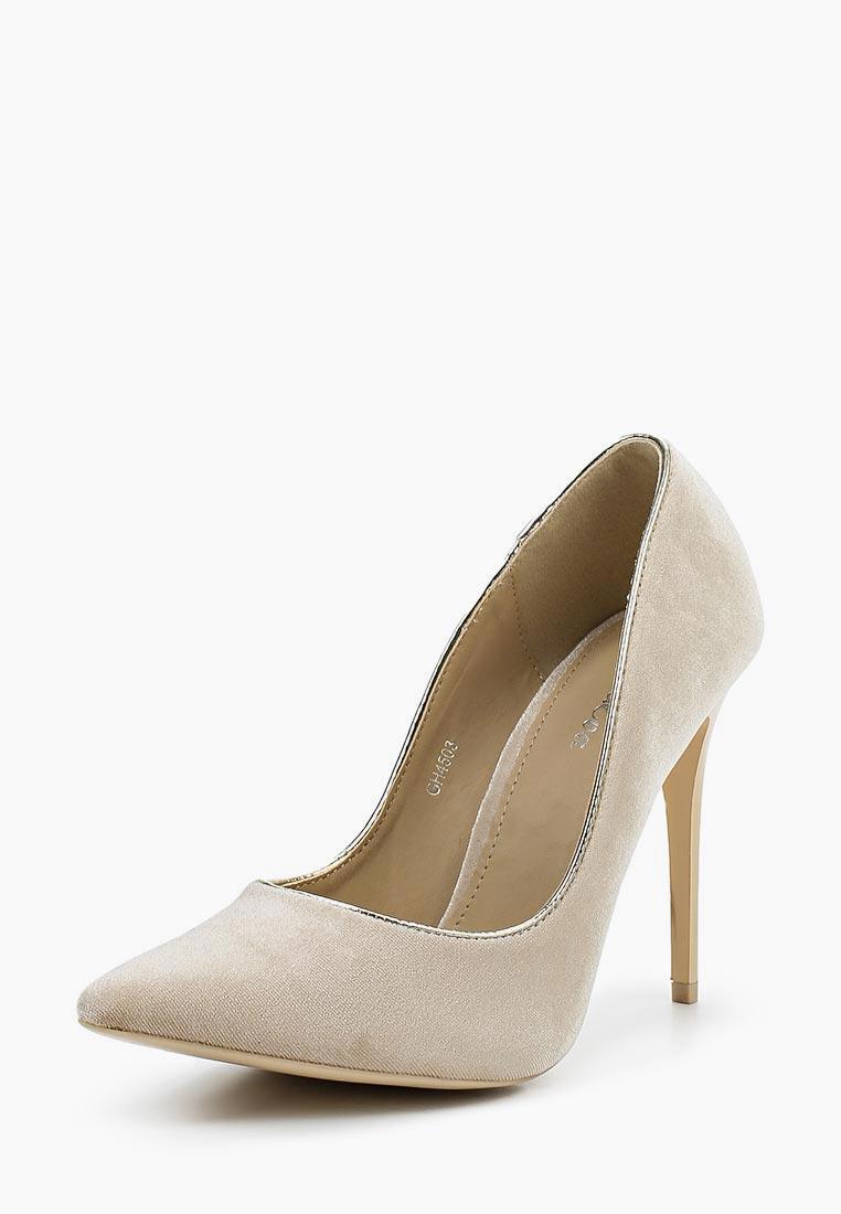 Женские туфли Tom & Eva F49-GH4503