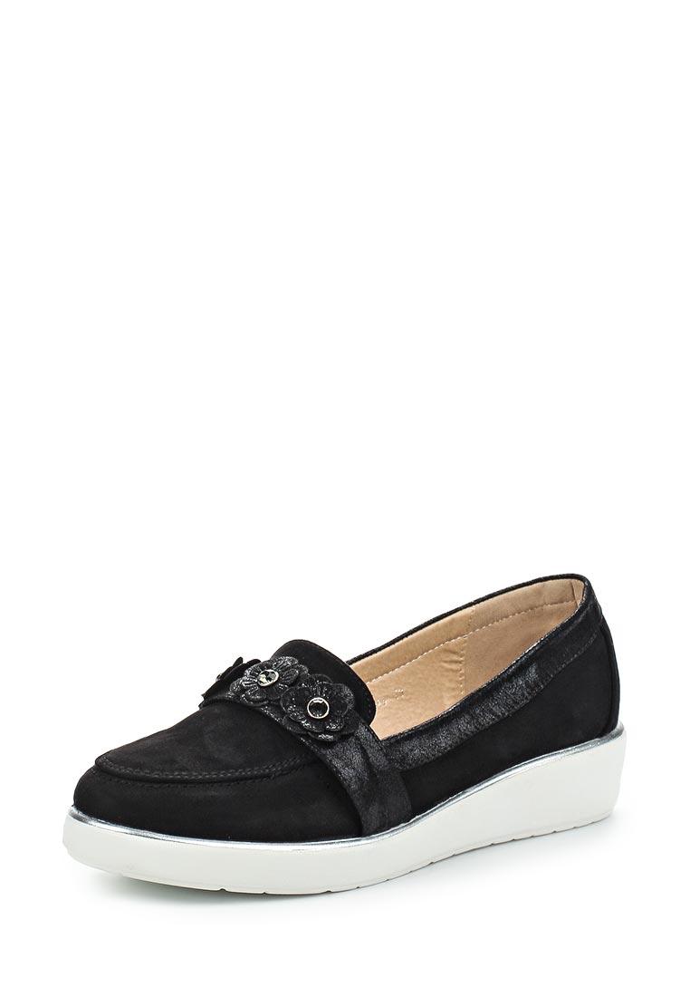 Туфли на плоской подошве Tom & Eva F49-JN041