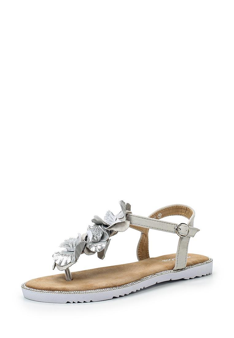 Женские сандалии Tom & Eva F49-JN047