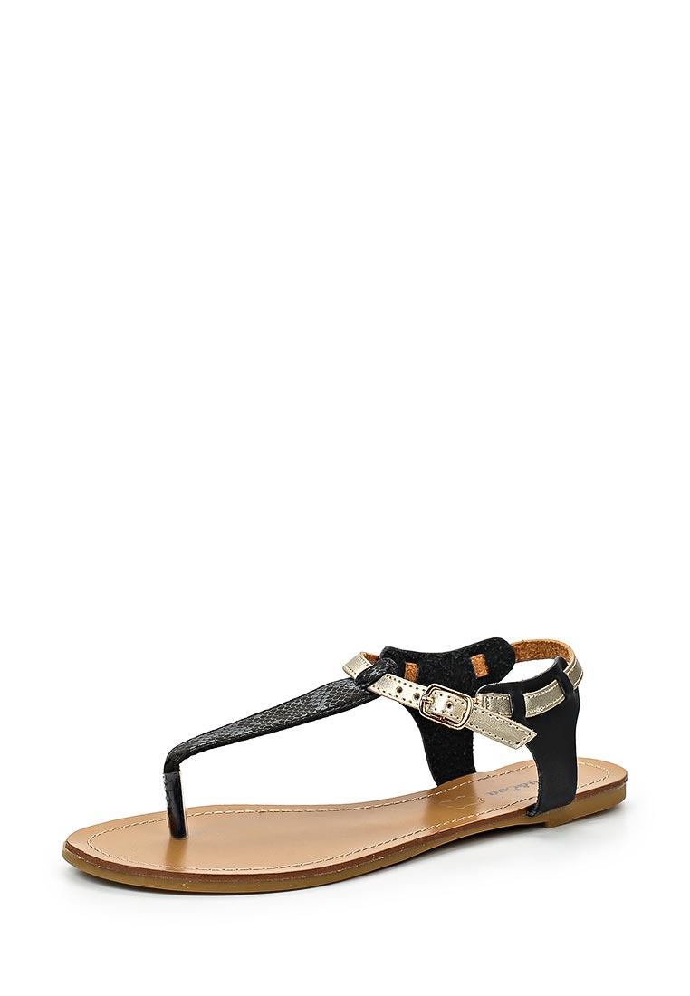 Женские сандалии Tom & Eva F49-STH60771