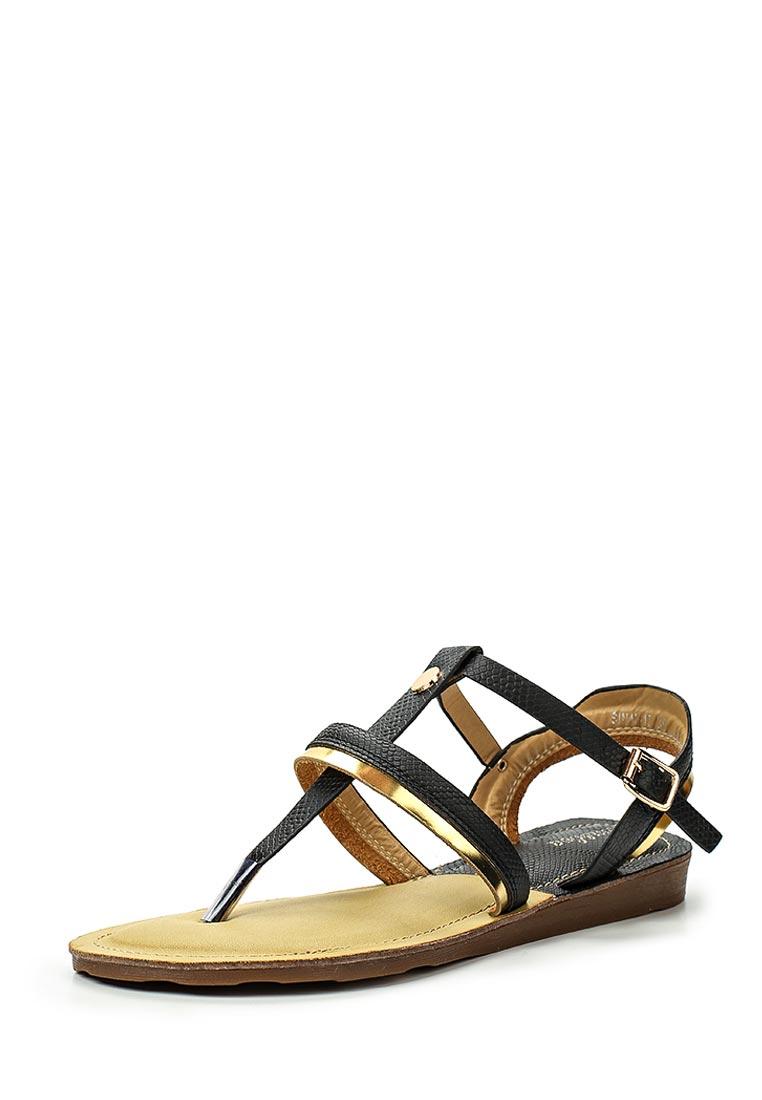 Женские сандалии Tom & Eva F49-SIN47-17