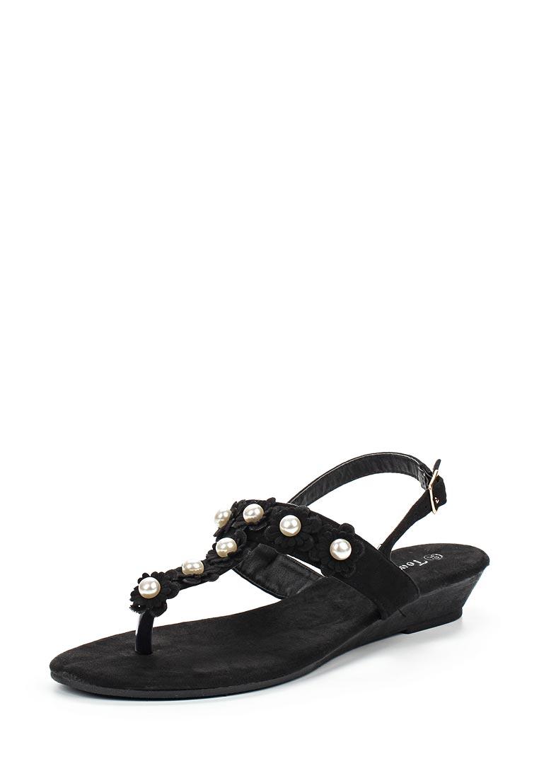 Женские сандалии Tom & Eva F49-6360