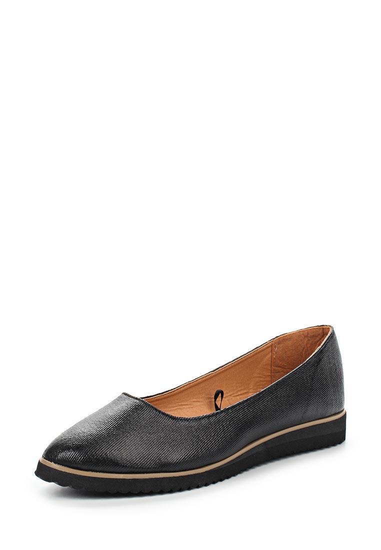 Туфли на плоской подошве Topway F36-B098010