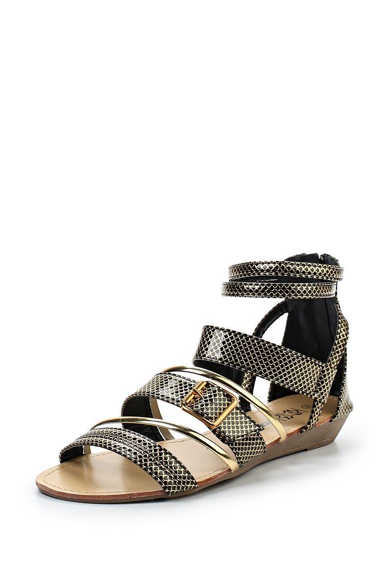 Женские сандалии Topway F36-B712440