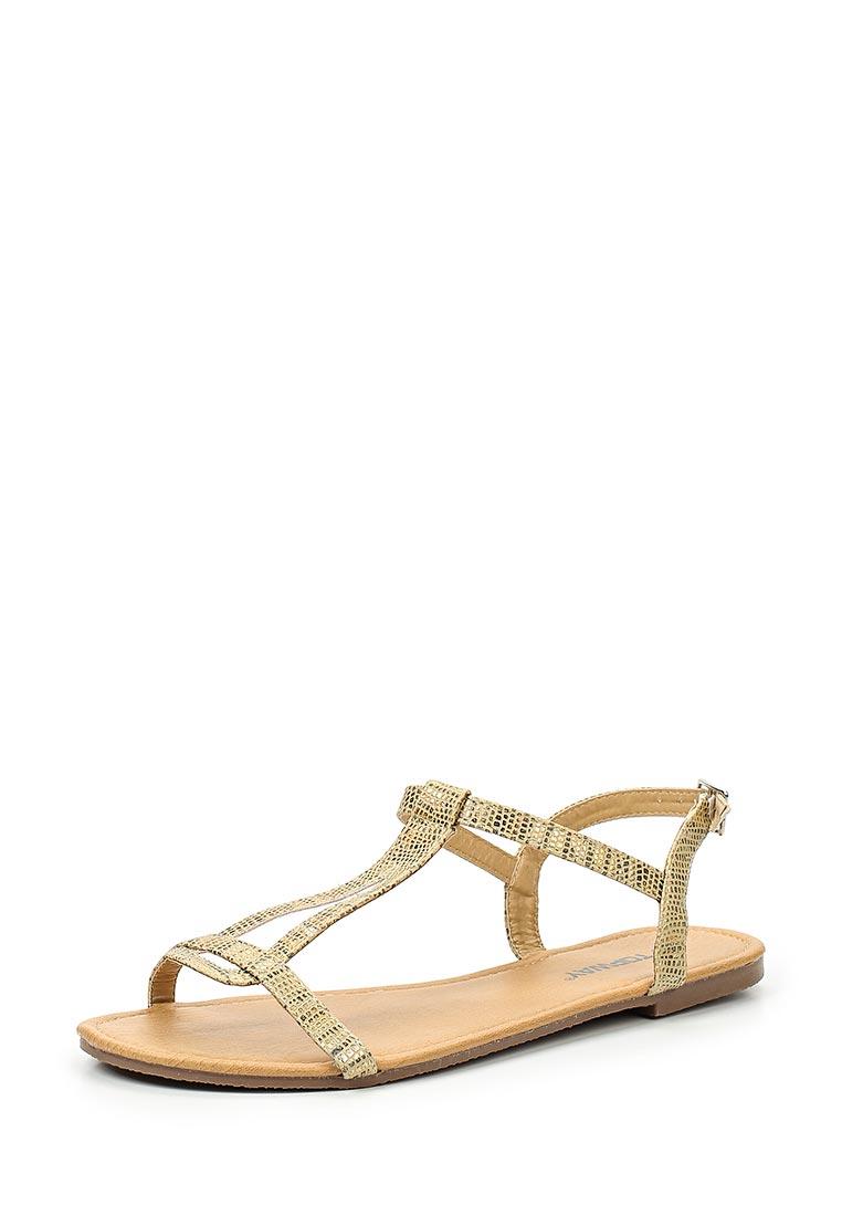 Женские сандалии Topway F36-B730101
