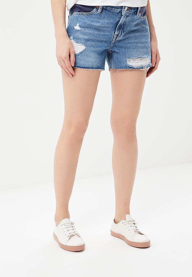 Женские джинсовые шорты Topshop Maternity 44J14NMDT