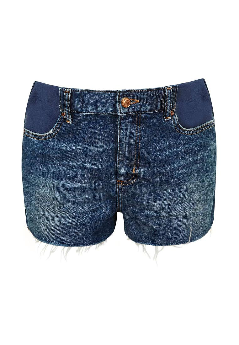 Женские джинсовые шорты Topshop Maternity 44J01KMDT