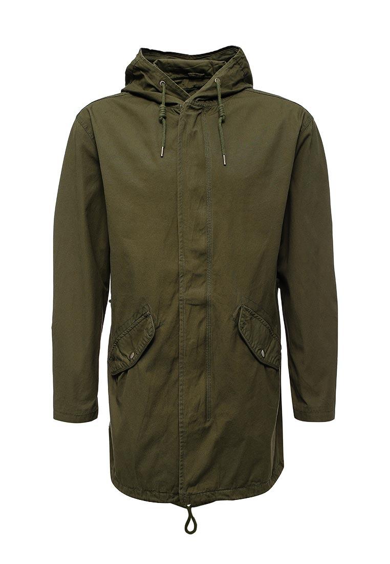 Утепленная куртка Tony Backer B010-A102