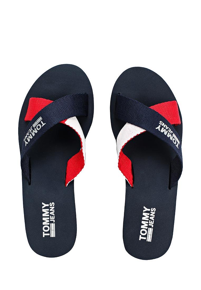 Женские сабо Tommy Jeans EN0EN00068