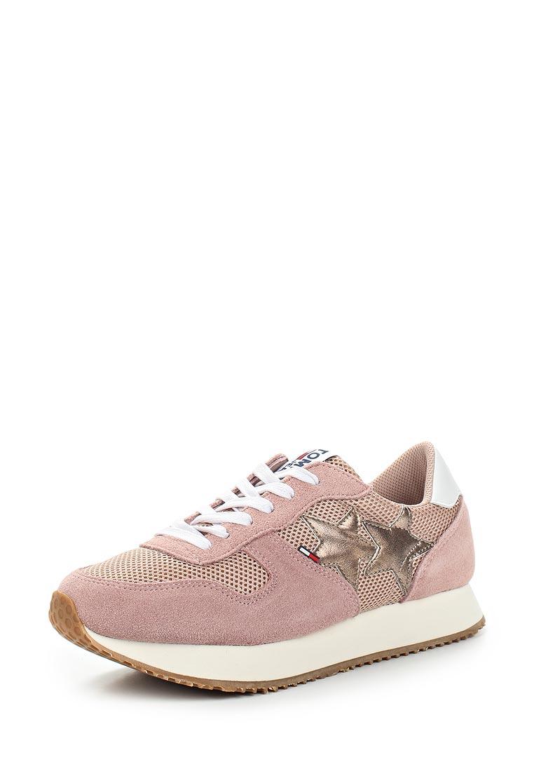 Женские кроссовки Tommy Jeans EN0EN00168