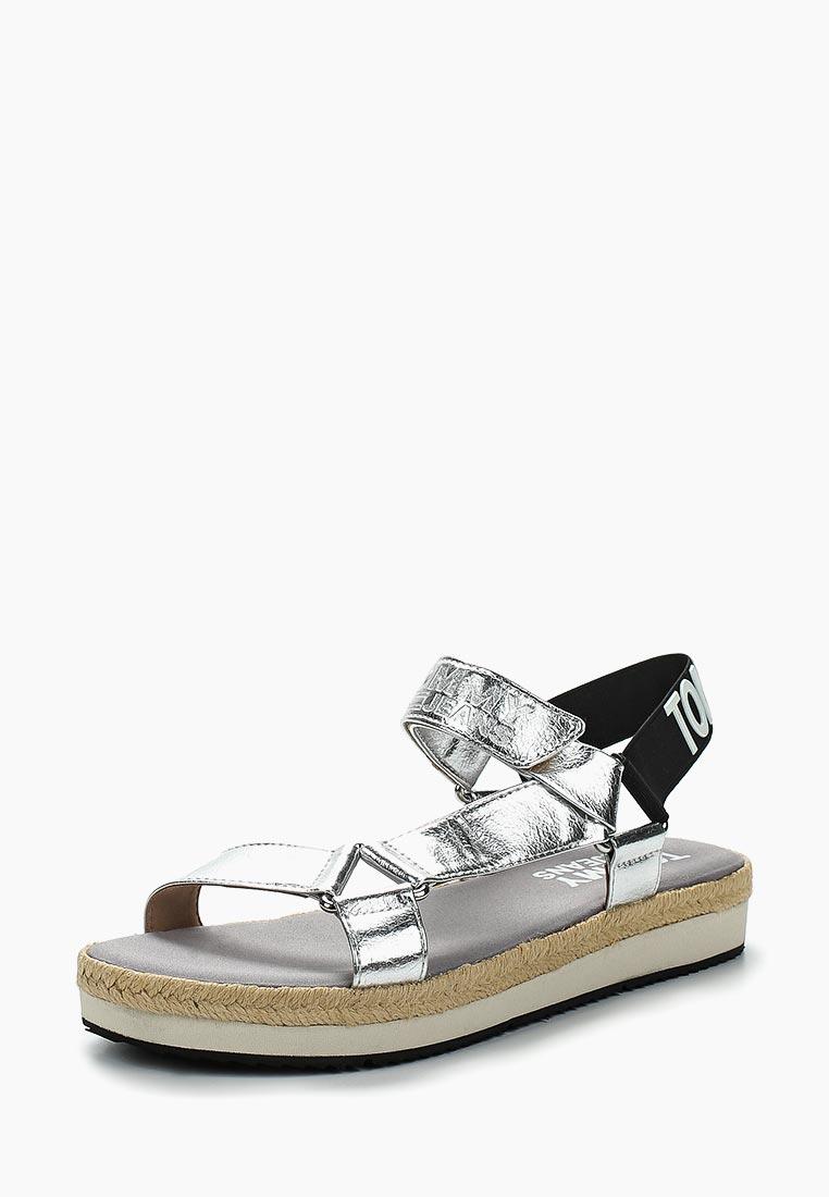Женские сандалии Tommy Jeans EN0EN00218