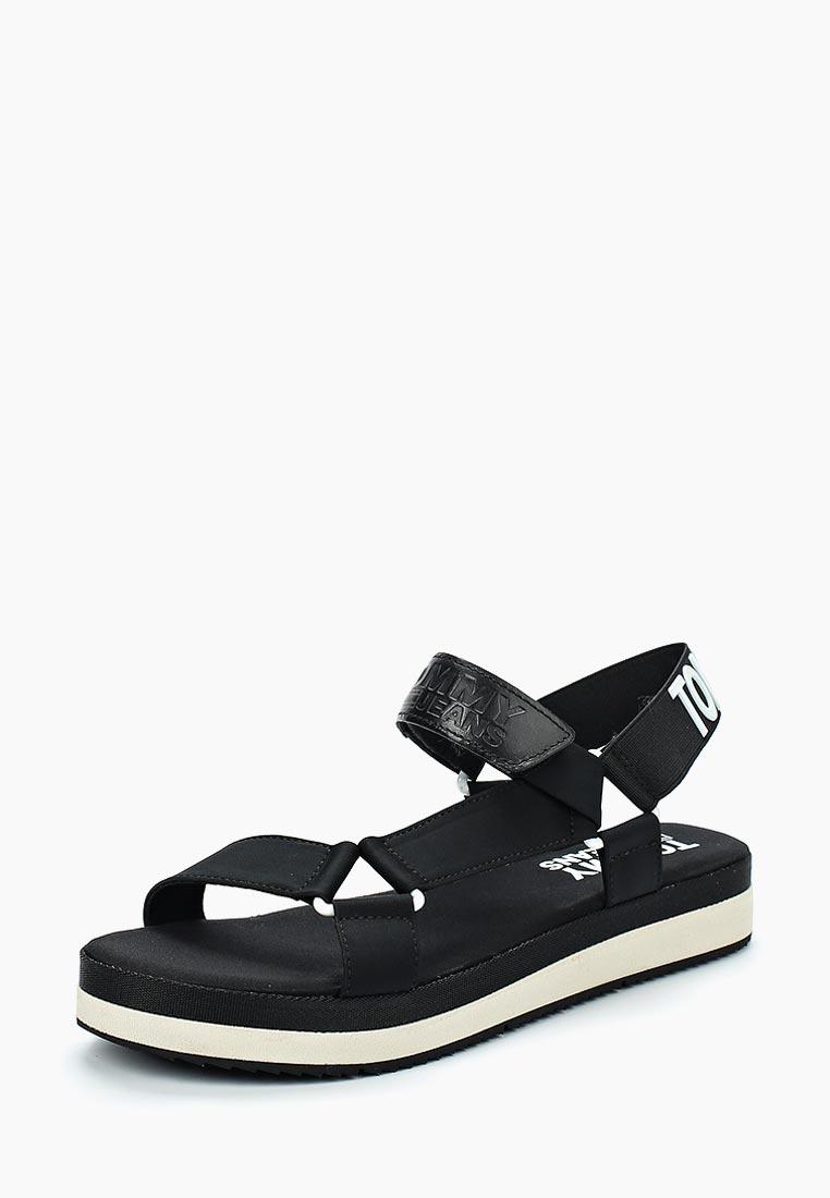 Женские сандалии Tommy Jeans EN0EN00219
