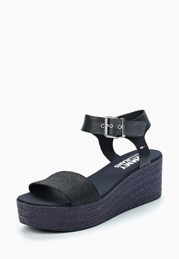 Женские босоножки Tommy Jeans EN0EN00221