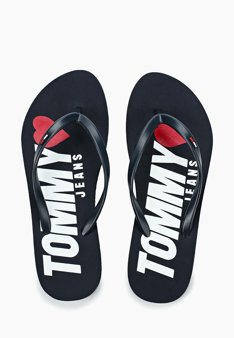 Женские сланцы Tommy Jeans EN0EN00316