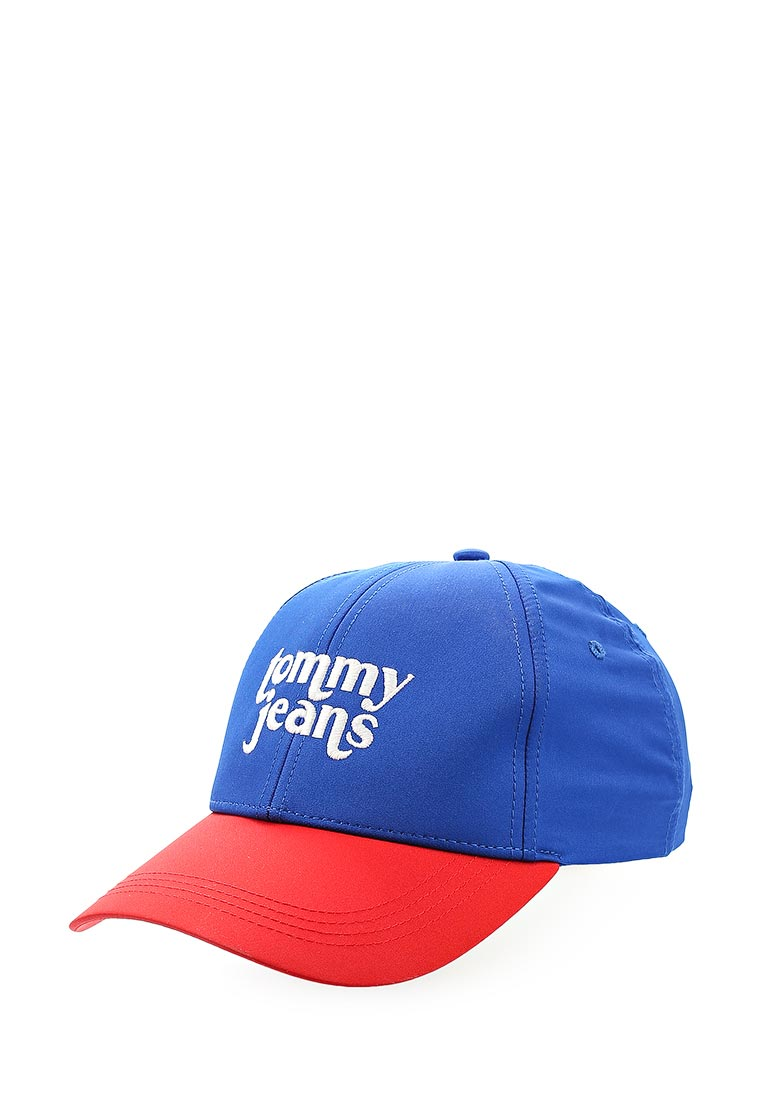 Бейсболка Tommy Jeans AW0AW05337: изображение 1