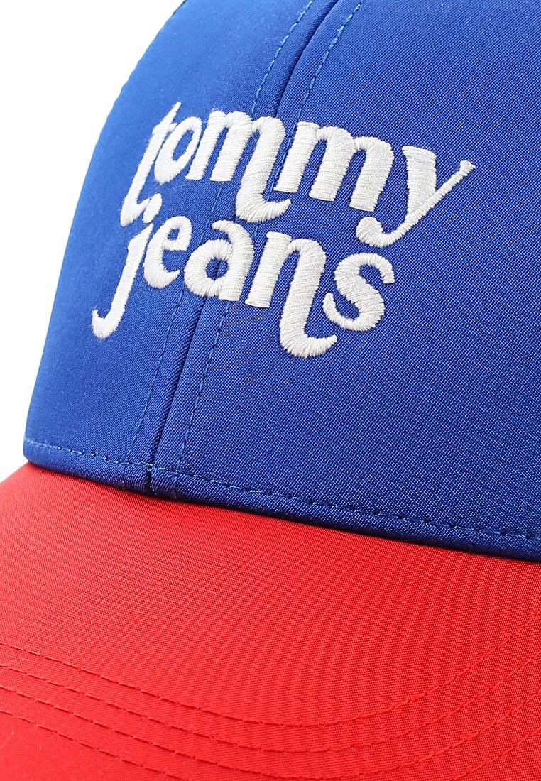 Бейсболка Tommy Jeans AW0AW05337: изображение 3