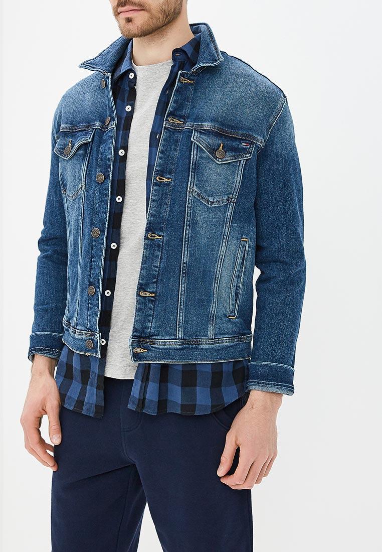 Джинсовая куртка Tommy Jeans DM0DM03585