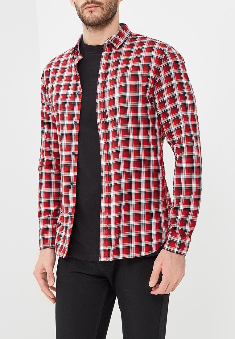Рубашка с длинным рукавом Tommy Jeans DM0DM04209