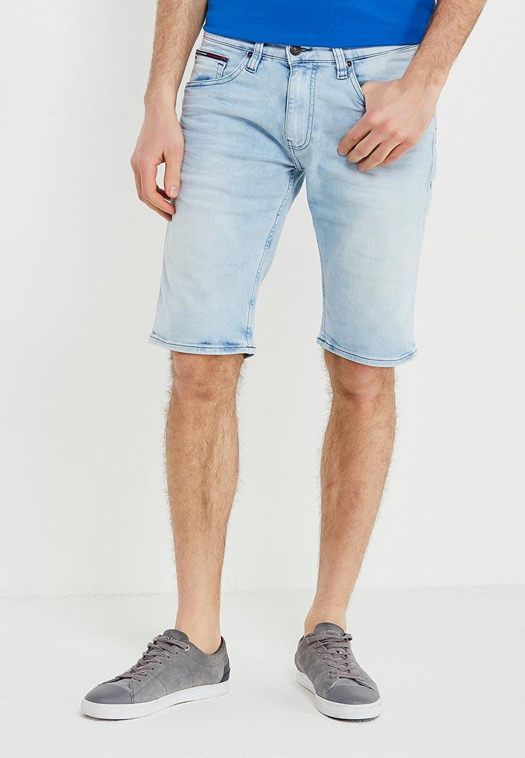 Мужские джинсовые шорты Tommy Jeans DM0DM03587