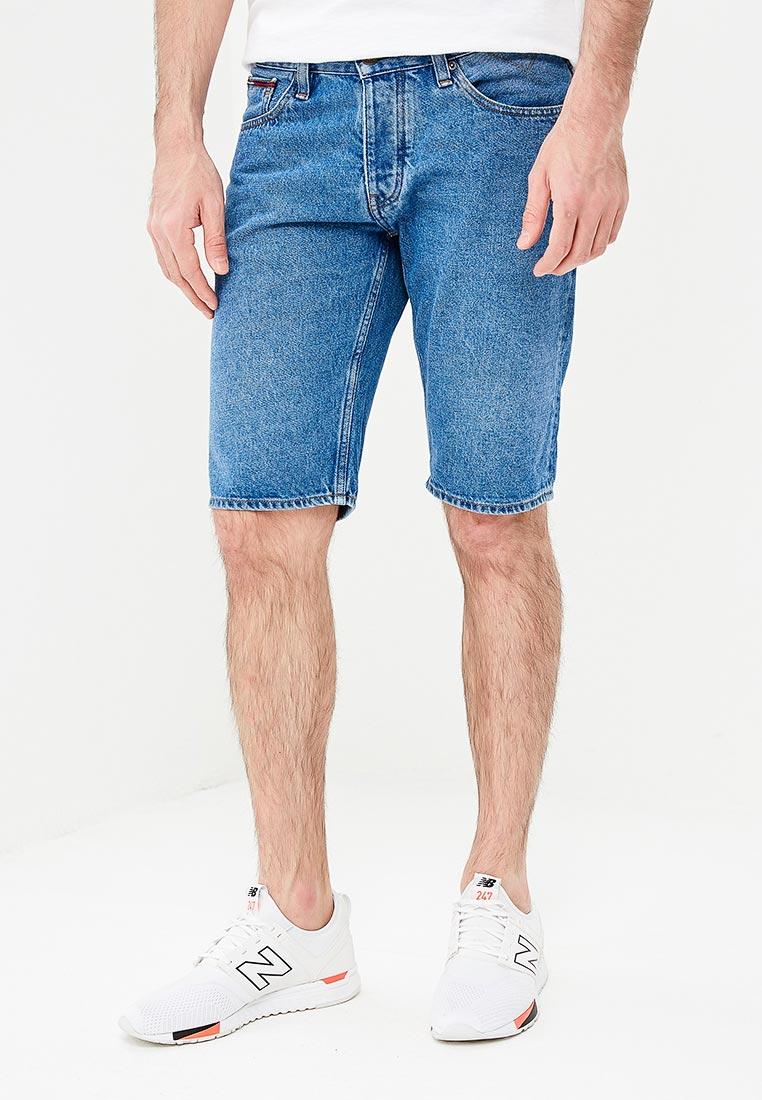 Мужские джинсовые шорты Tommy Jeans DM0DM04310