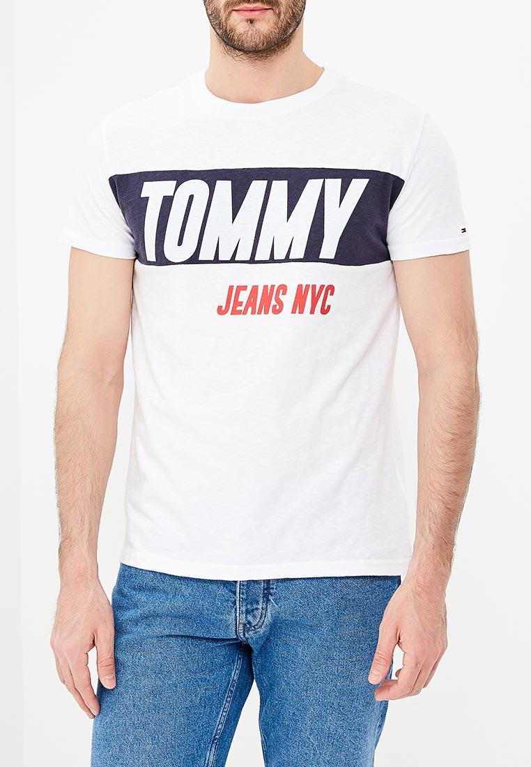 Футболка с коротким рукавом Tommy Jeans DM0DM04145