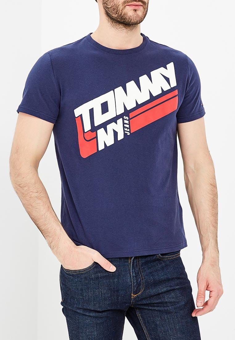 Футболка с коротким рукавом Tommy Jeans DM0DM04147
