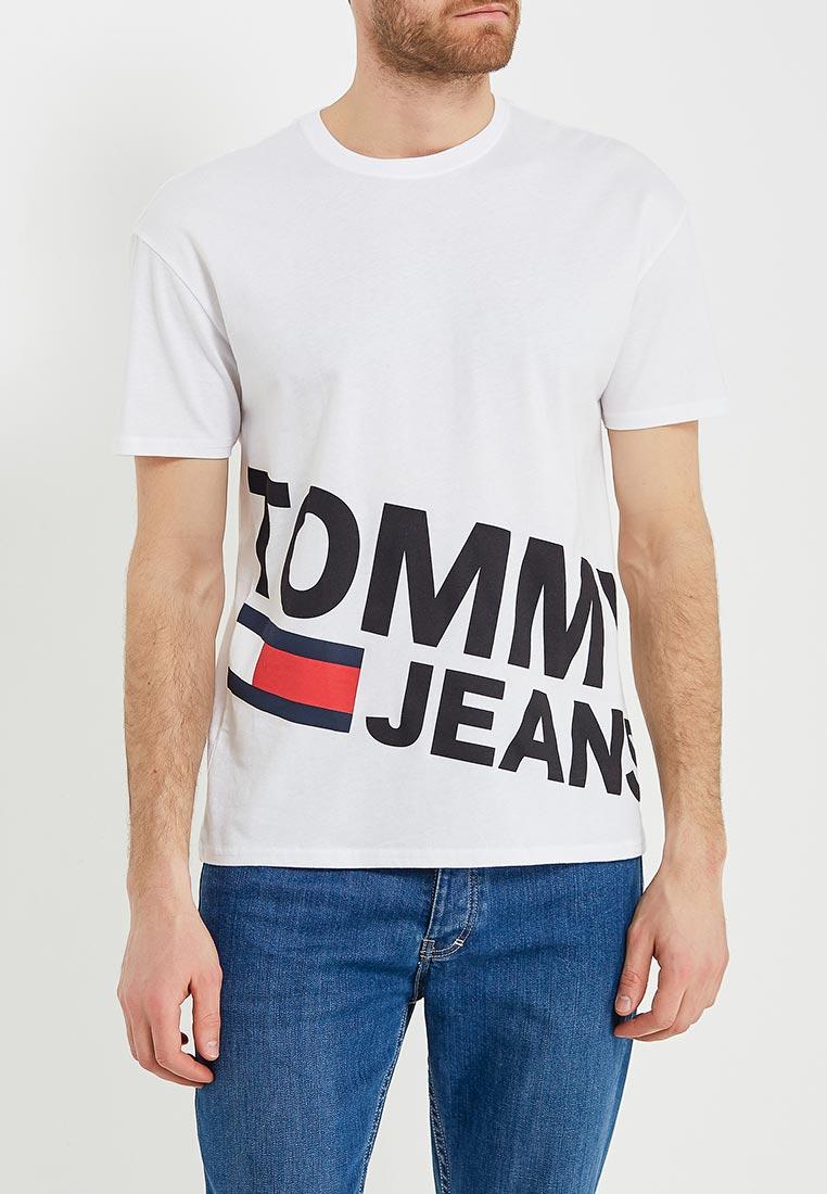 Футболка с коротким рукавом Tommy Jeans DM0DM04149
