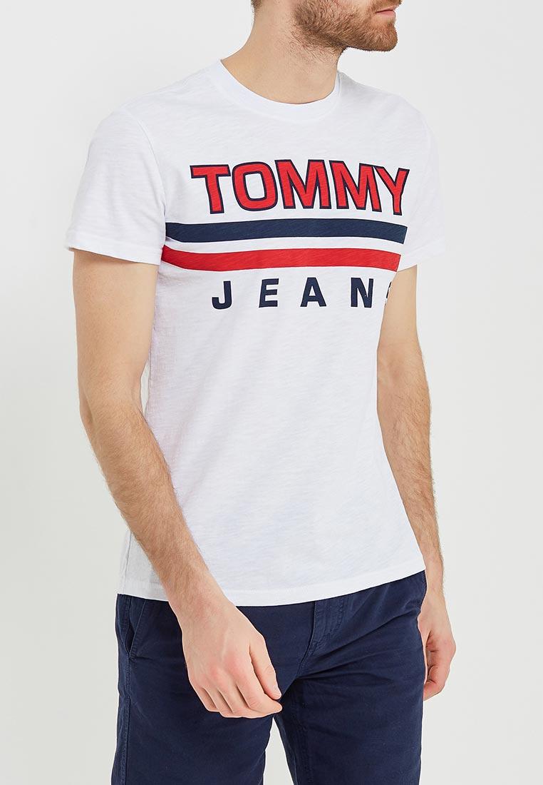 Футболка с коротким рукавом Tommy Jeans DM0DM04156
