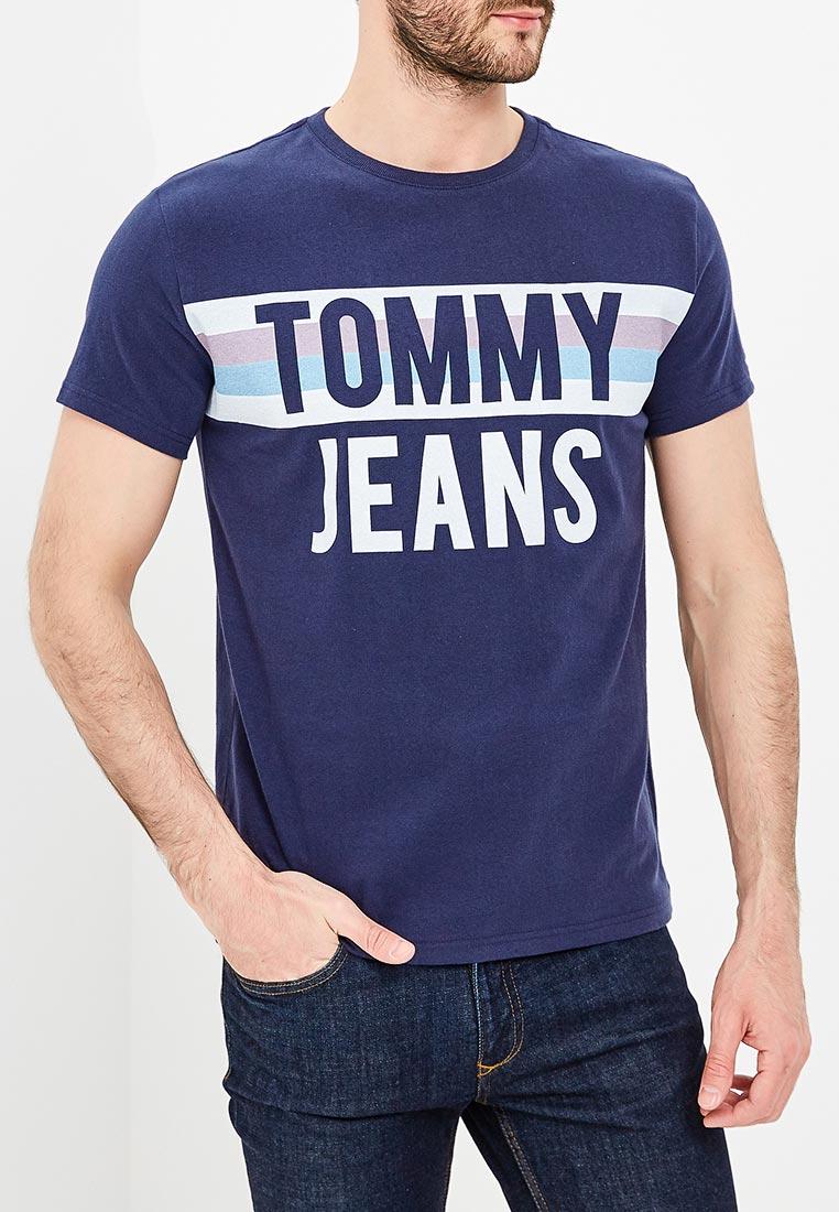 Футболка с коротким рукавом Tommy Jeans DM0DM04246