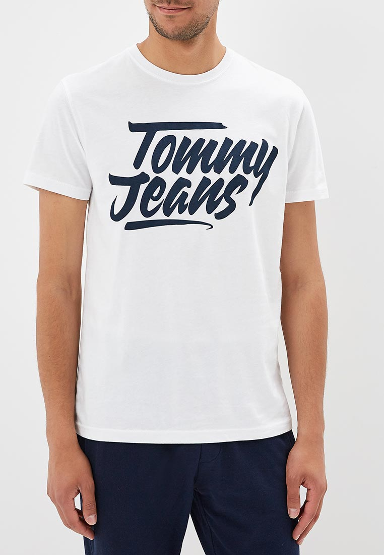 Футболка с коротким рукавом Tommy Jeans DM0DM04529